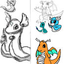 dragonite-forms