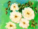 creamy-flowers
