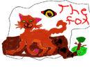 a-animated-fox-drawled
